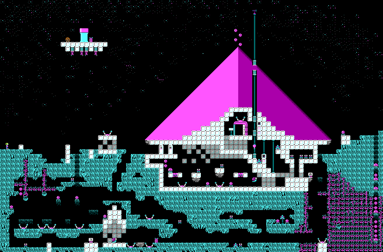 Commander Keen Confronts the Commandeered Planet - Level 03.png
