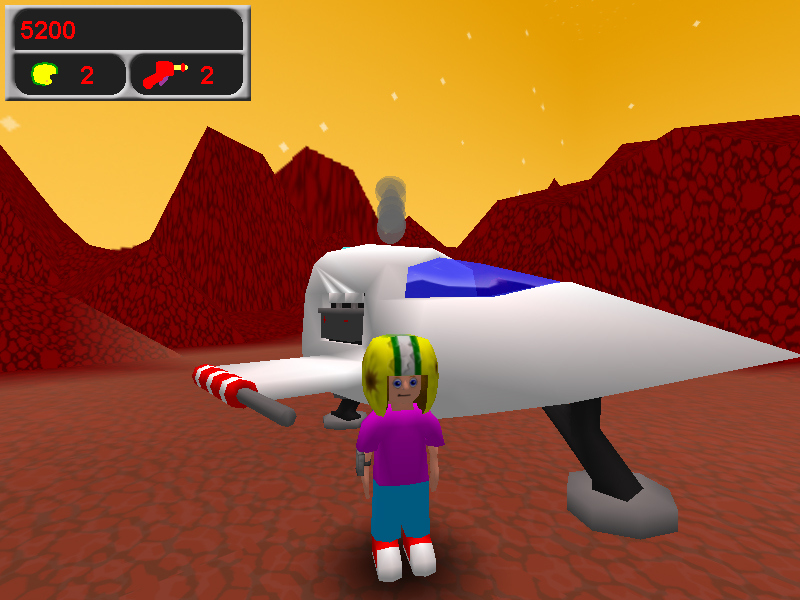 File:Commander Keen 64 demo in-game.jpg