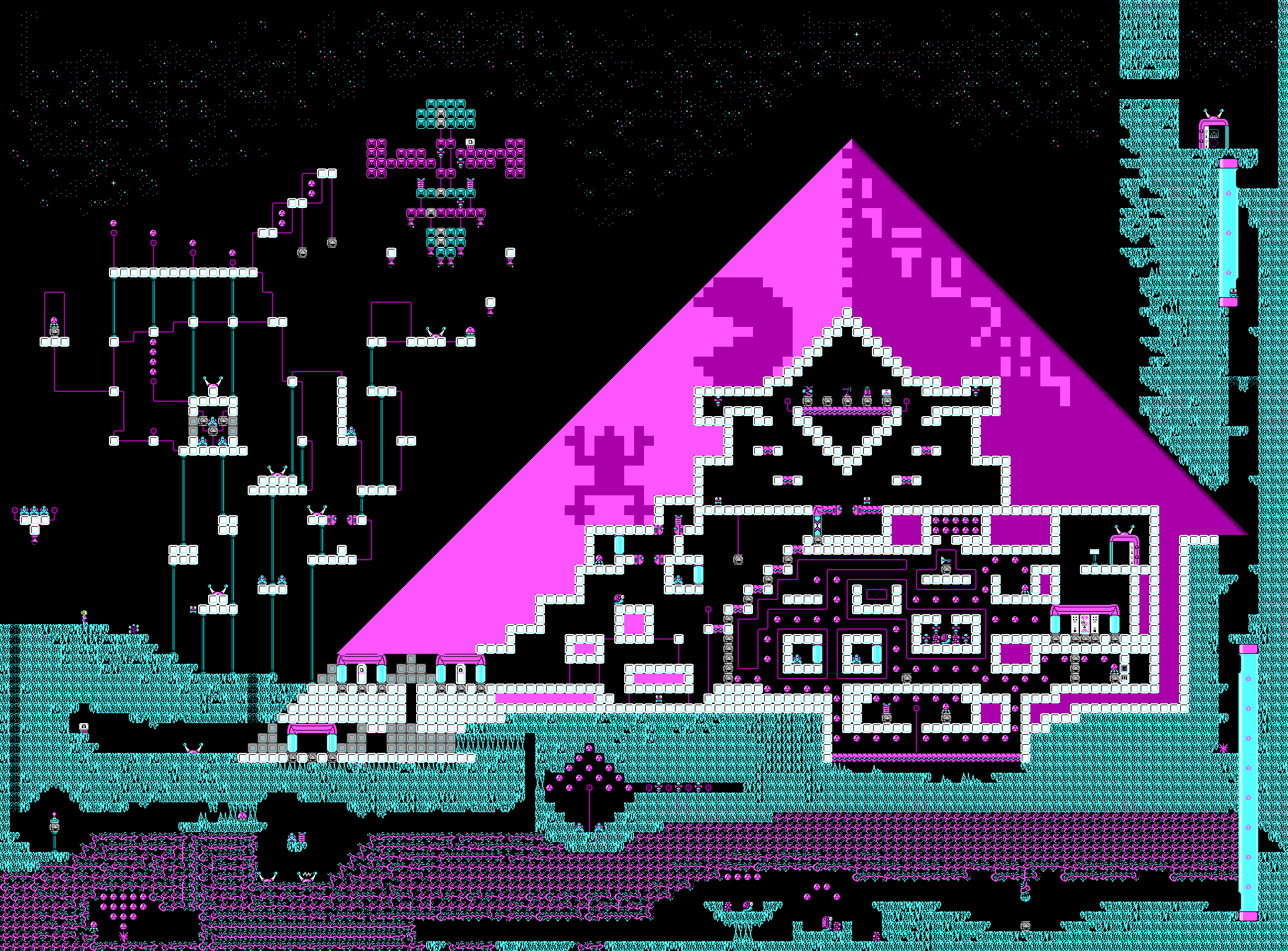 Commander Keen Confronts the Commandeered Planet - Level 13.png