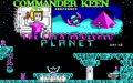 Commander Keen Confronts the Commandeered Planet.png