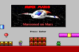 Super Mario in Marooned on Mars.png