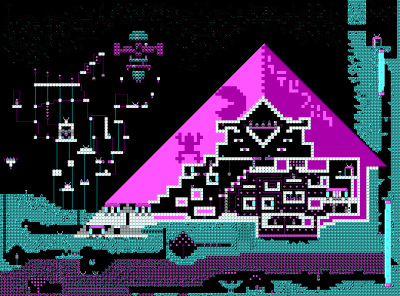 File:Commander Keen Confronts the Commandeered Planet - Level 13.png